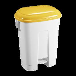 Blanco Tapa Amarilla