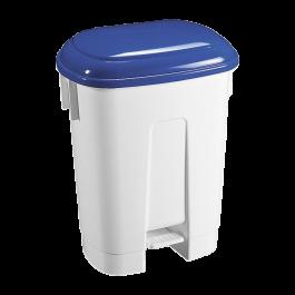 Blanco Tapa Azul